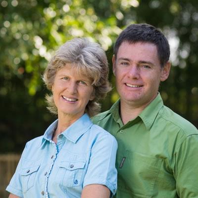 Adrian & Jenny Oliver