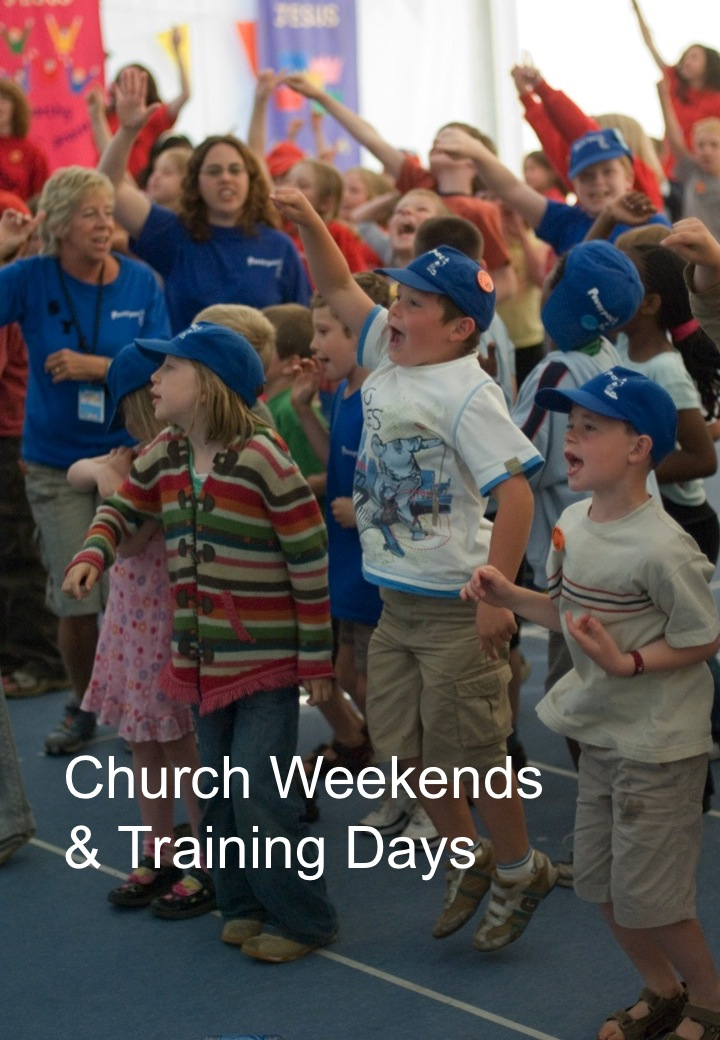 Download Nick's Church Weekend Pack