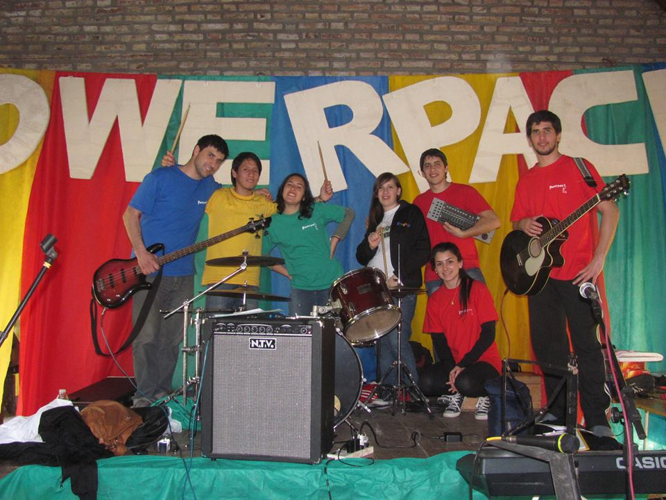 Powerpack Argentina Team