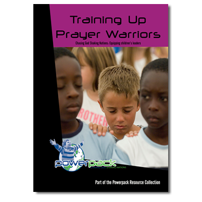 Training Up Prayer Warriors