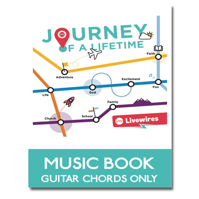 Journey Of A Lifetime Music Book (Download) - Powerpack Ministries ...