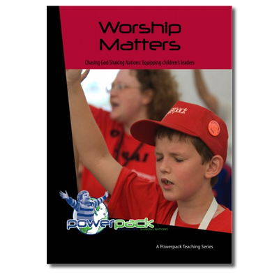 Worship Matters Teaching Series
